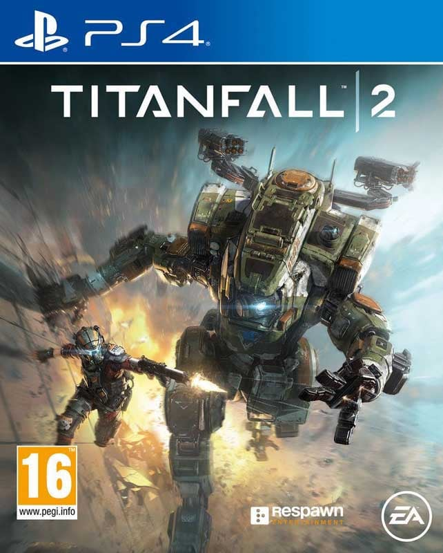 Jeu video PS4 TITANFALL 2