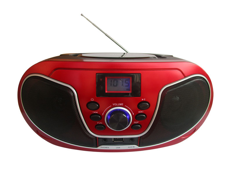 Radio CD MP MAN CSU 446BT (photo)