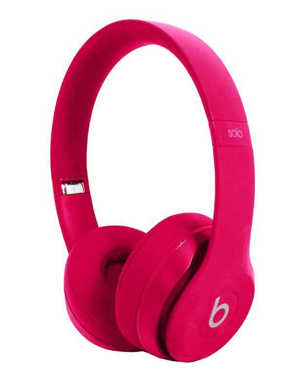 Casque Beats solo 2 pink