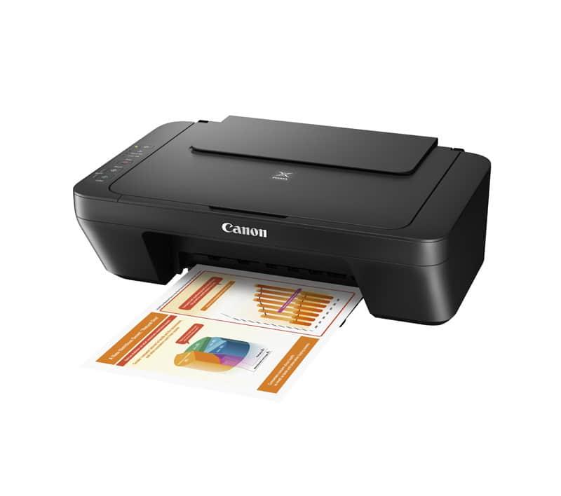 Imprimante multifonction CANON MG2555S noire (photo)