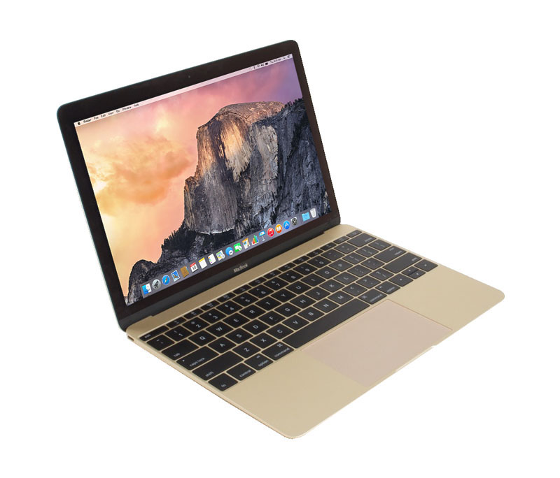 Apple Macbook reconditionne grade a+ 12 retina gold 5k4n2ll/a
