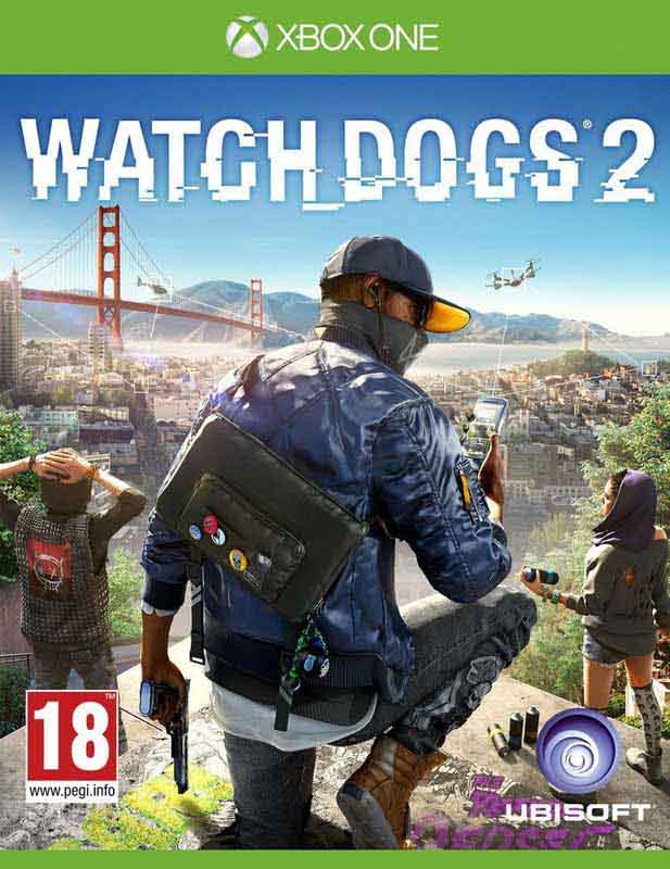 Jeu video XBOX ONE WATCH DOGS 2 DELUXE