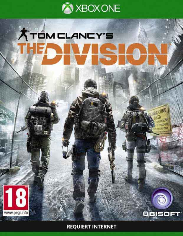 Jeu video XBOX ONE THE DIVISION