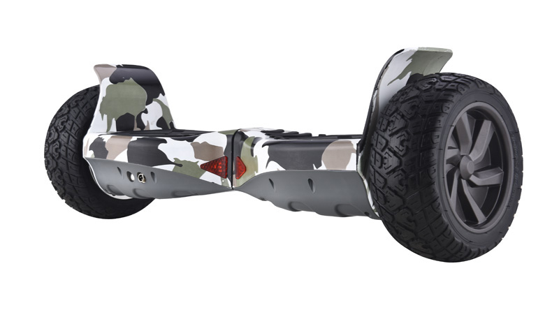 Hoverboard 8,5 E-ROAD Cross camouflage