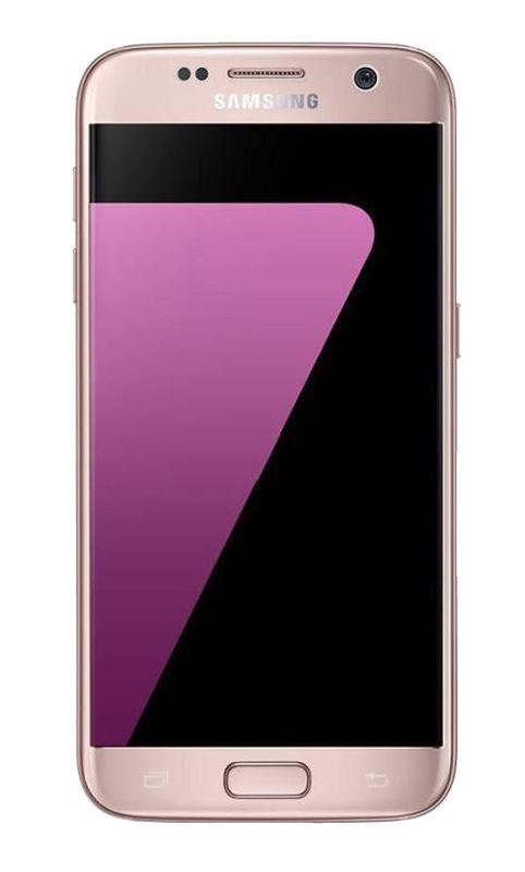 Smartphone SAMSUNG GALAXY S7 32 Go rose reconditionne grade A+