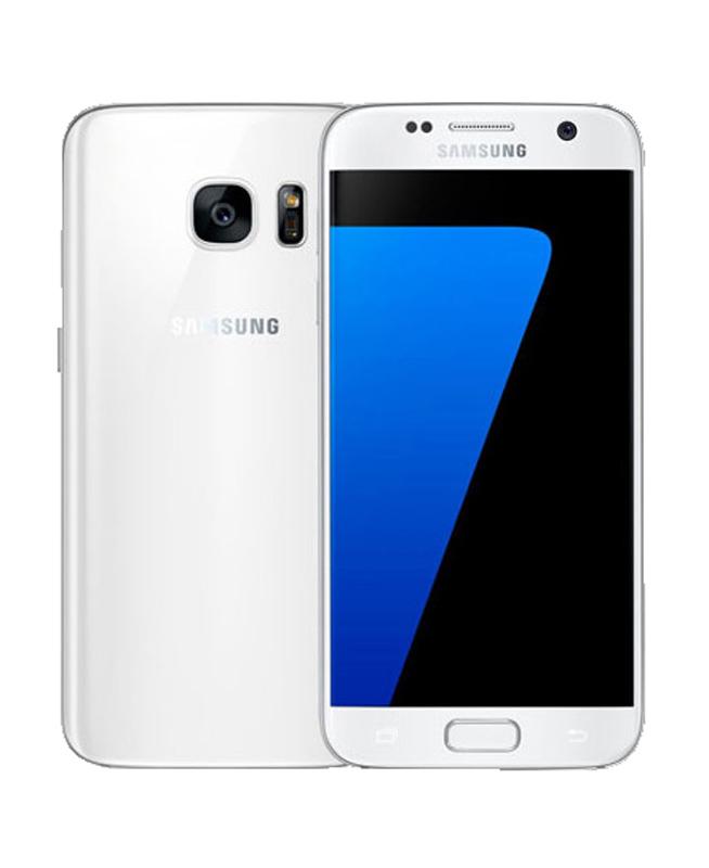 SMARTPHONE SAMSUNG GALAXY S7 32 GO BLANC RECONDITIONNÉ GRADE A+