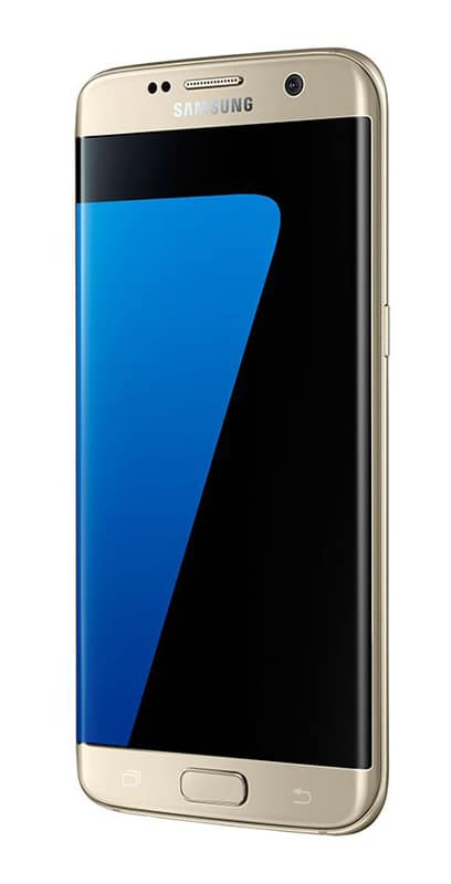 Smartphone SAMSUNG GALAXY S7 edge 32 Go or reconditionne grade A+
