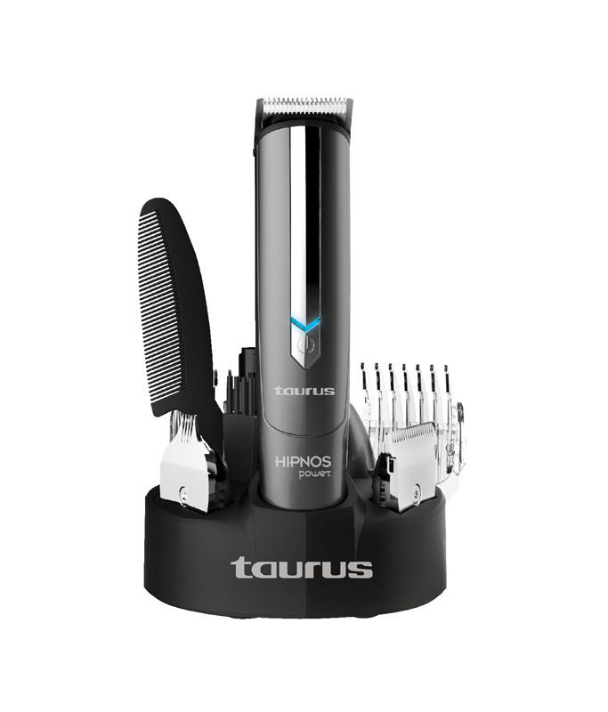 Tondeuse groom multifonctions cheveux et barbe TAURUS Hipnos power (photo)
