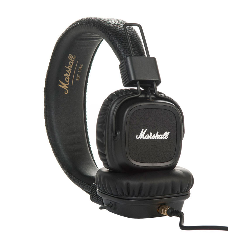 Casque MARSHALL MAJOR II Noir