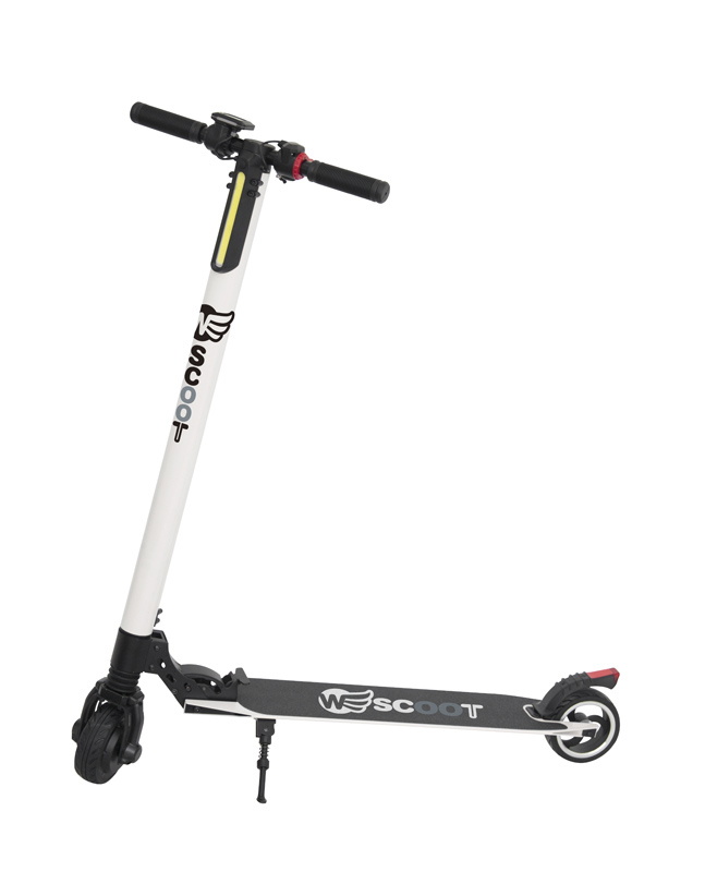 Trottinette Électrique WE-SCOOT N°1 blanche
