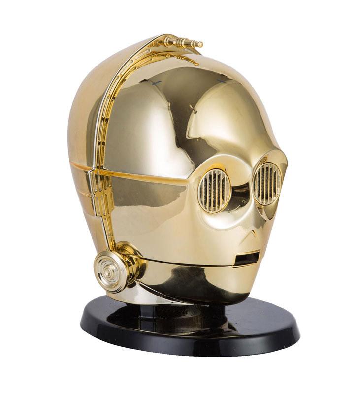 Enceinte STAR WARS C-3PO (photo)