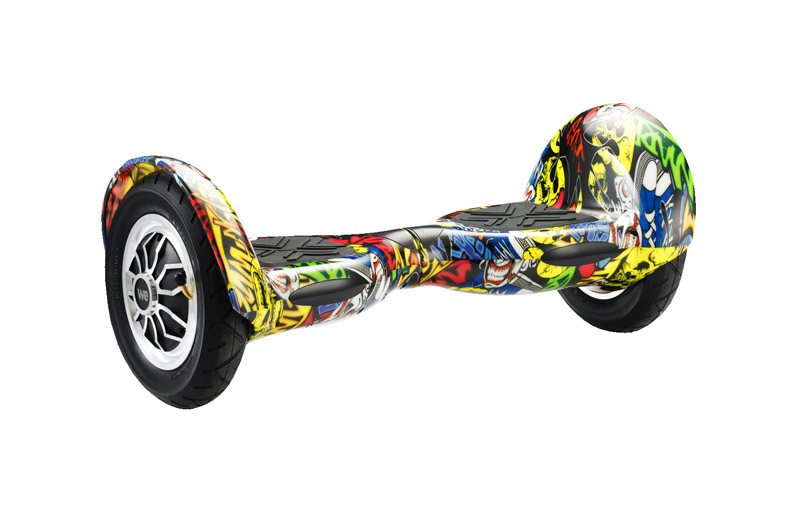 Hoverboard 10 WE WEPODE V3 graffiti