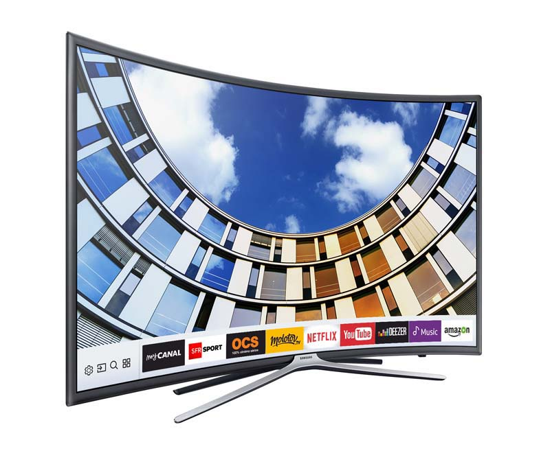 TV SAMSUNG UE55M6305 FHD CONNECTE WIFI