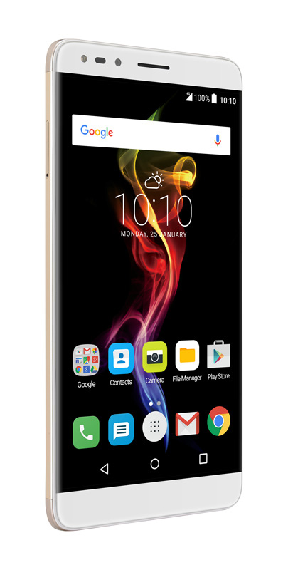 Smartphone ALCATEL POP4-6 blanc