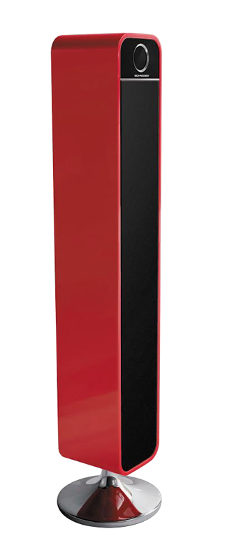 Colonne SCHNEIDER SC660SPK Rouge (photo)