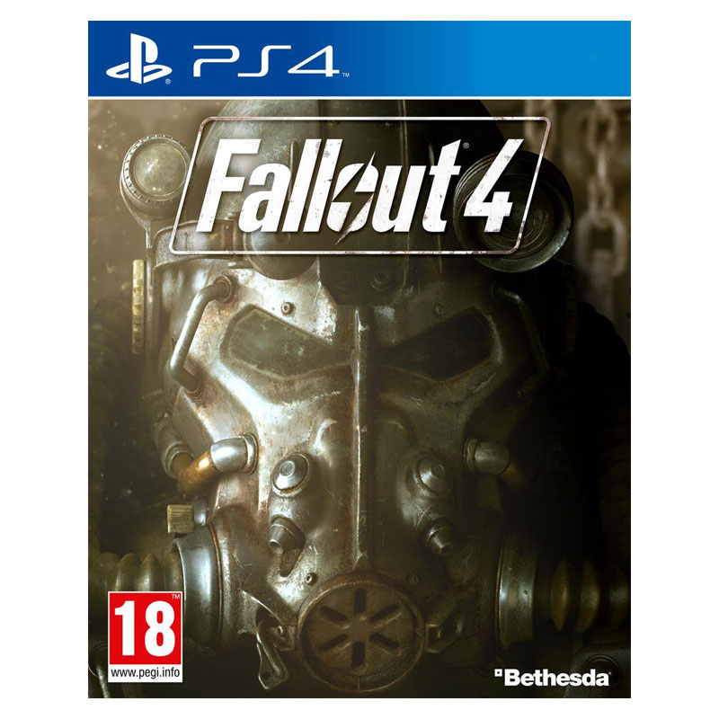 Jeu video PS4 FALLOUT 4