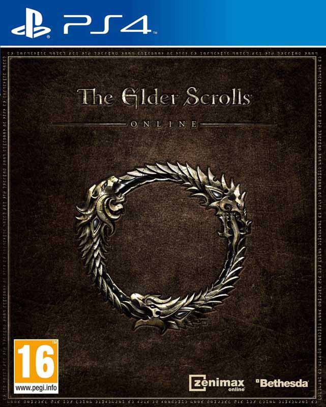 Jeu video PS4 THE ELDER SCROLLS ONLINE TAMRIEL UNLIMITED (photo)