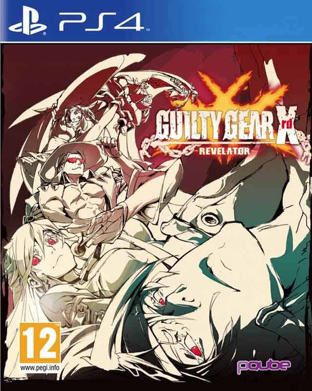 Jeu video PS4 GUILTY GEAR XRD (photo)