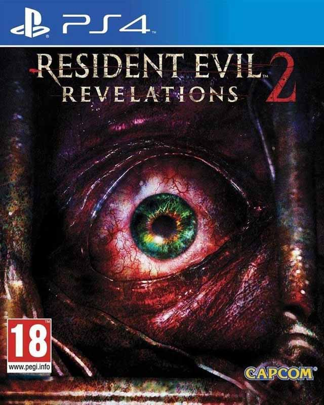 Jeu video PS4 RESIDENT EVIL REVELATIONS
