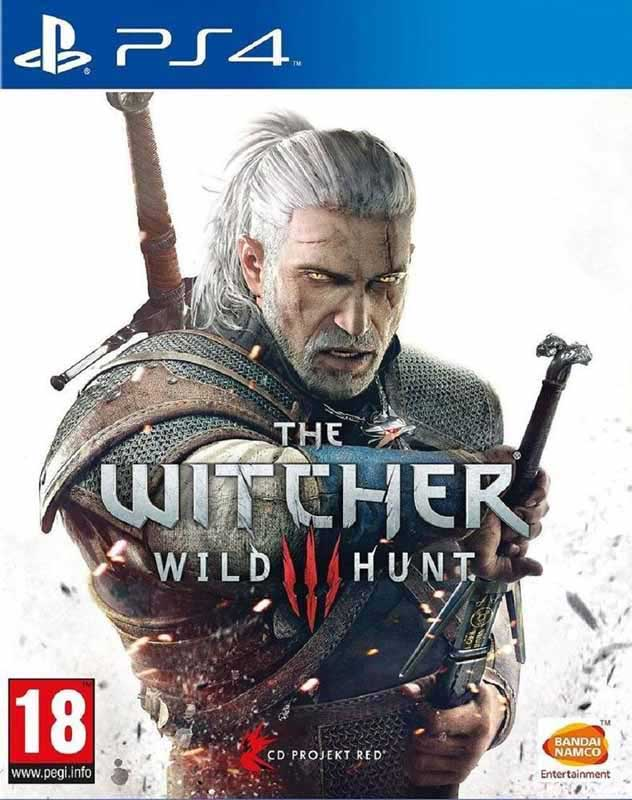 Jeu video PS4 THE WITCHER 3
