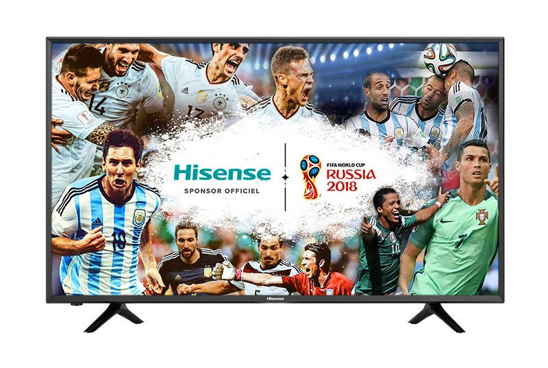TV UHD 4K HISENSE H50N5300 CONNECTE WIFI