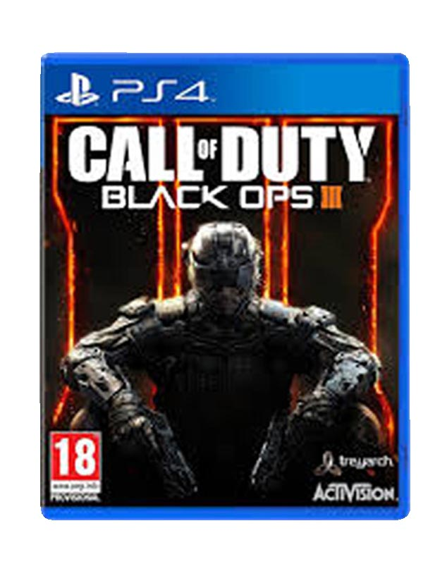 Jeu video PS4 CALL OF DUTY Black Ops 3 (photo)