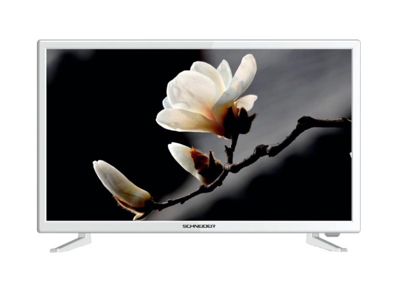 TV SCHNEIDER LD24-SCH13WHT HD WHITE
