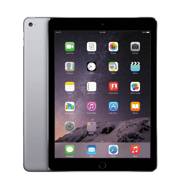 APPLE IPAD AIR Wi-Fi reconditionne grade A+ 16 go noir