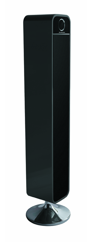 Colonne SCHNEIDER SC660SPK Noir (photo)