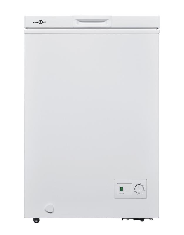 Congelateur coffre HIGH ONE CF 100 A+ W742C (photo)