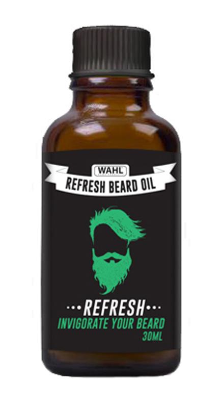 Huile de barbe WAHL Refresh (photo)
