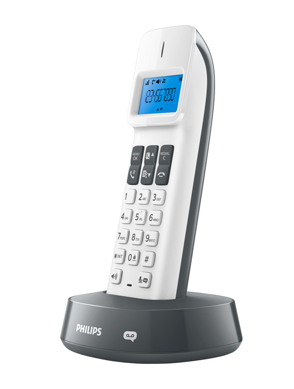 Telephone Repondeur PHILIPS Solo D1461 WG ML (photo)
