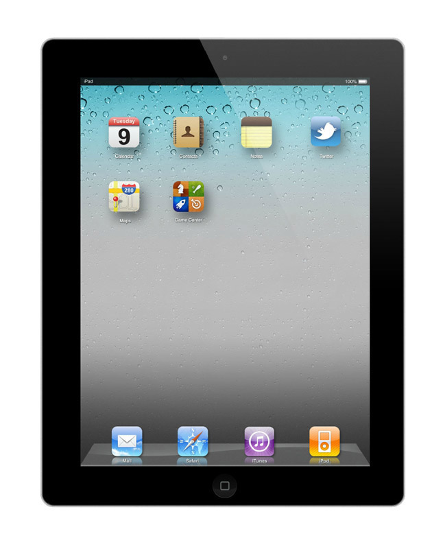 APPLE IPAD 4 reconditionne grade A+ 16 Go noir + coque