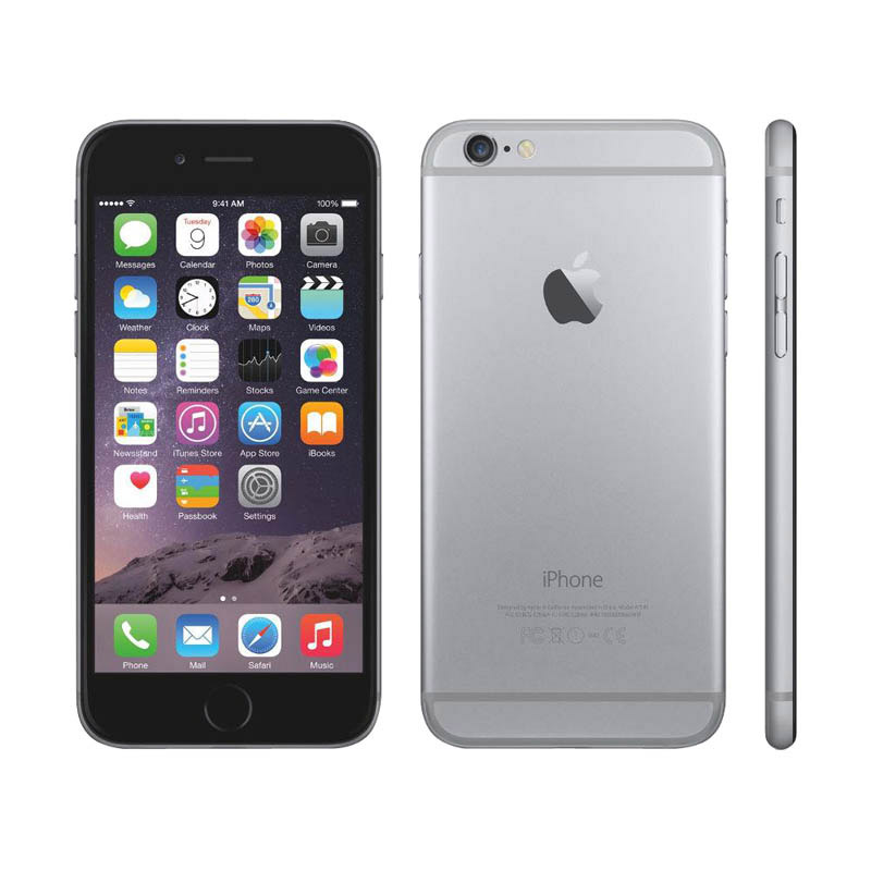 APPLE iPhone 6S 64 Go Sideral Grey reconditionne grade A+