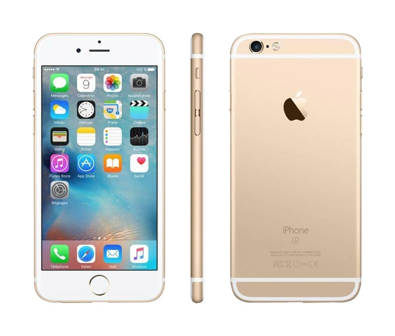 APPLE iPhone 6S 64 Go Gold reconditionne grade A+