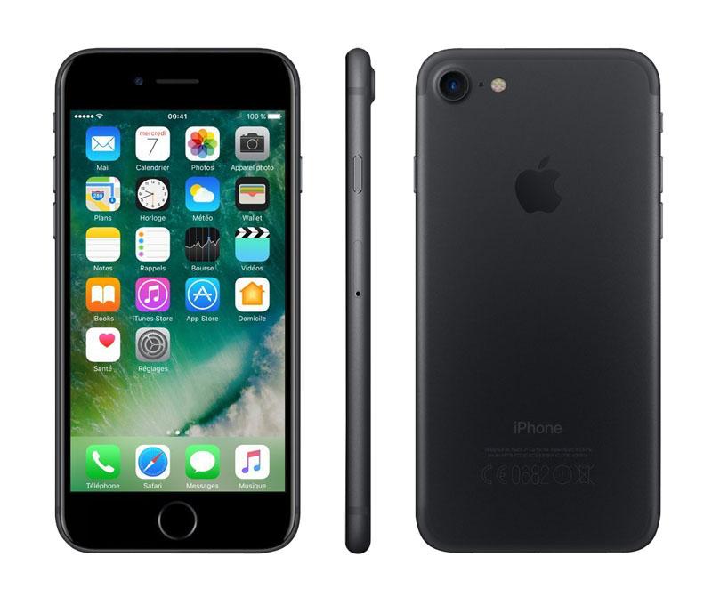 APPLE iPhone 7 32 Go Black reconditionne grade A+