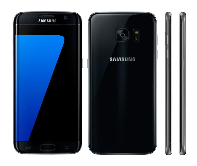 SAMSUNG Galaxy S7 Edge Noir reconditionne grade A+