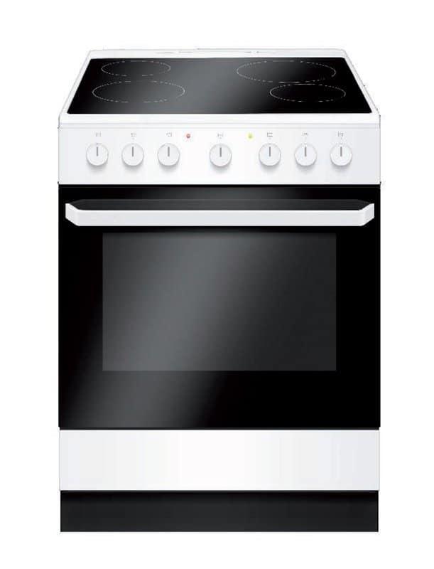 Cuisinière Vitrocéramique Valberg Vc 60 4cm W 373p
