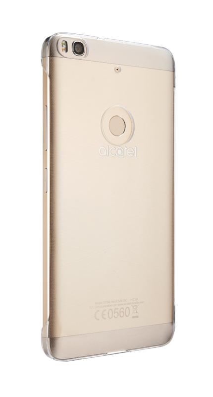 Coque ALCATEL ORIGINE transparente POP4-6 4G (photo)