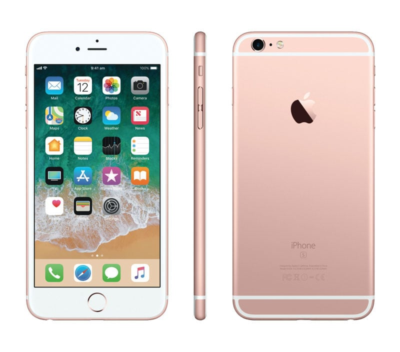 APPLE iPhone 6s+ 16 Go Rose reconditionne GRADE A+