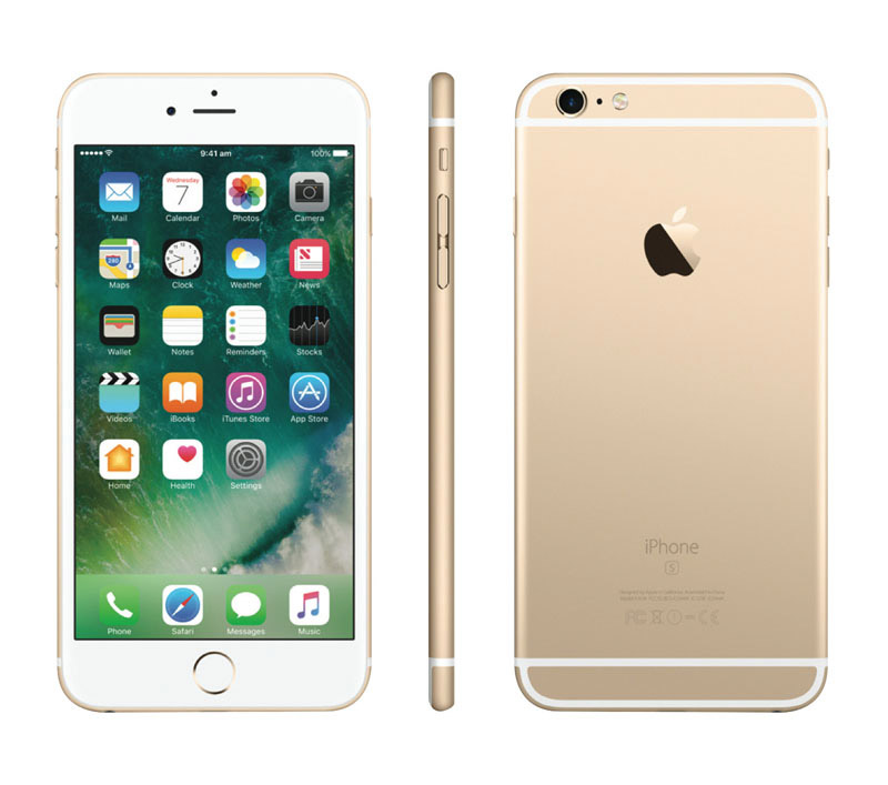 APPLE iPhone 6s+ 16 Go Gold reconditionne GRADE A+