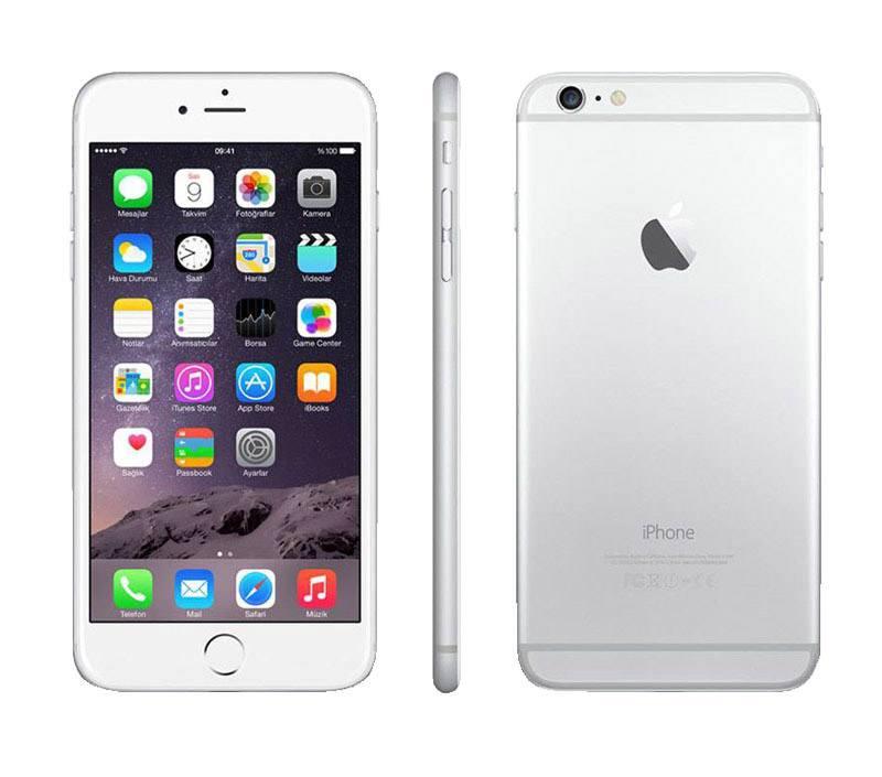 Apple Iphone 6 64 go silver reconditionne grade a+