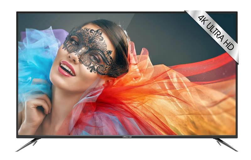 TV UHD 4K POLAROID UHD55 SERIE 3000