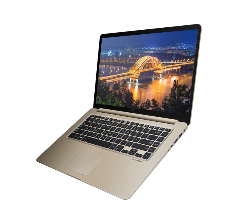 Ordinateur portable 15,6 ASUS S510UN-BQ182T gold