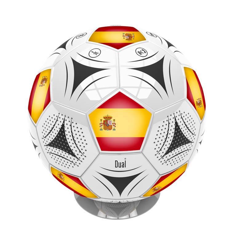 Enceinte Ballon de Foot DUAL DL-EB52SP (photo)