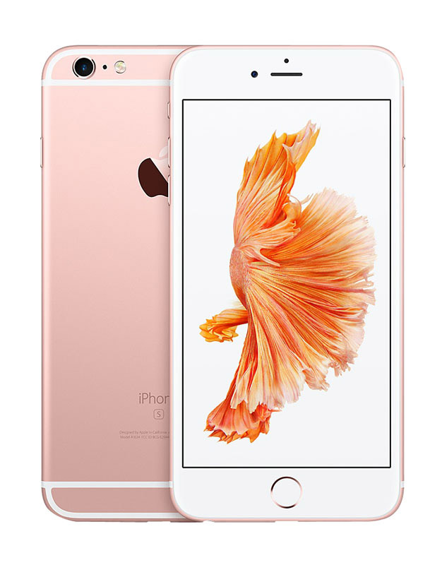 APPLE iPhone 6s 32 Go Pink Gold reconditionne GRADE A+