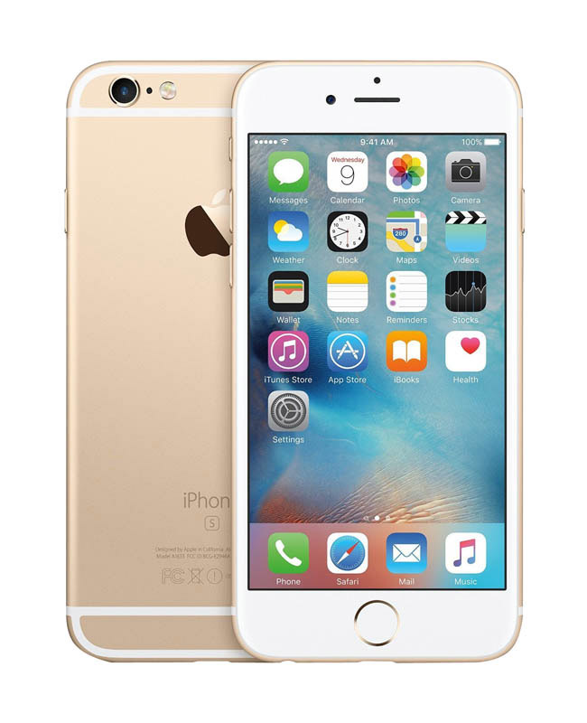 APPLE iPhone 6s 32 Go Gold reconditionne GRADE A+