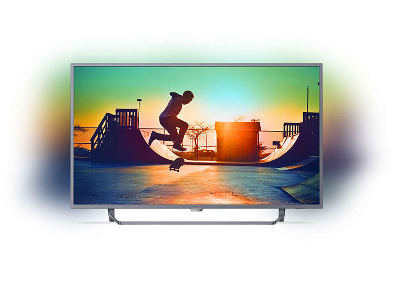 TV UHD 4K PHILIPS 50PUS6272