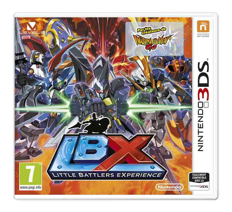Jeu Video NINTENDO DS Little Battlers eXperience (photo)
