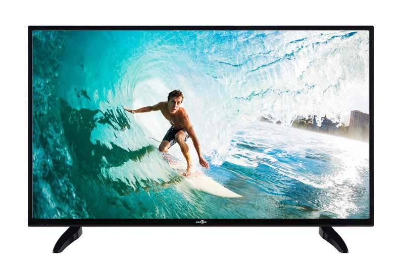 TV UHD 4K HIGH ONE HI4301UHD CONNECTE (photo)